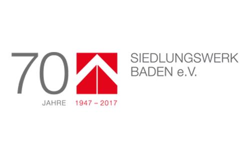 70 Jahre Siedlungswerk Baden